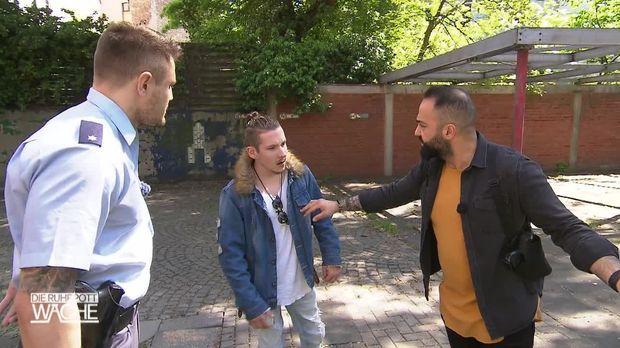 Die Ruhrpottwache - Vermisstenfahnder Im Einsatz - Die Ruhrpottwache - Vermisstenfahnder Im Einsatz - Der Verbotene Kuss