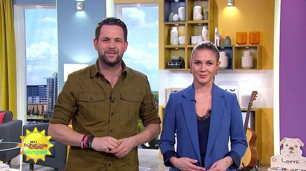 Frühstücksfernsehen - Frühstücksfernsehen - 16.01.2020: Motivationsfalle, Sängerin Billie Eilish Und Organspende-abstimmung