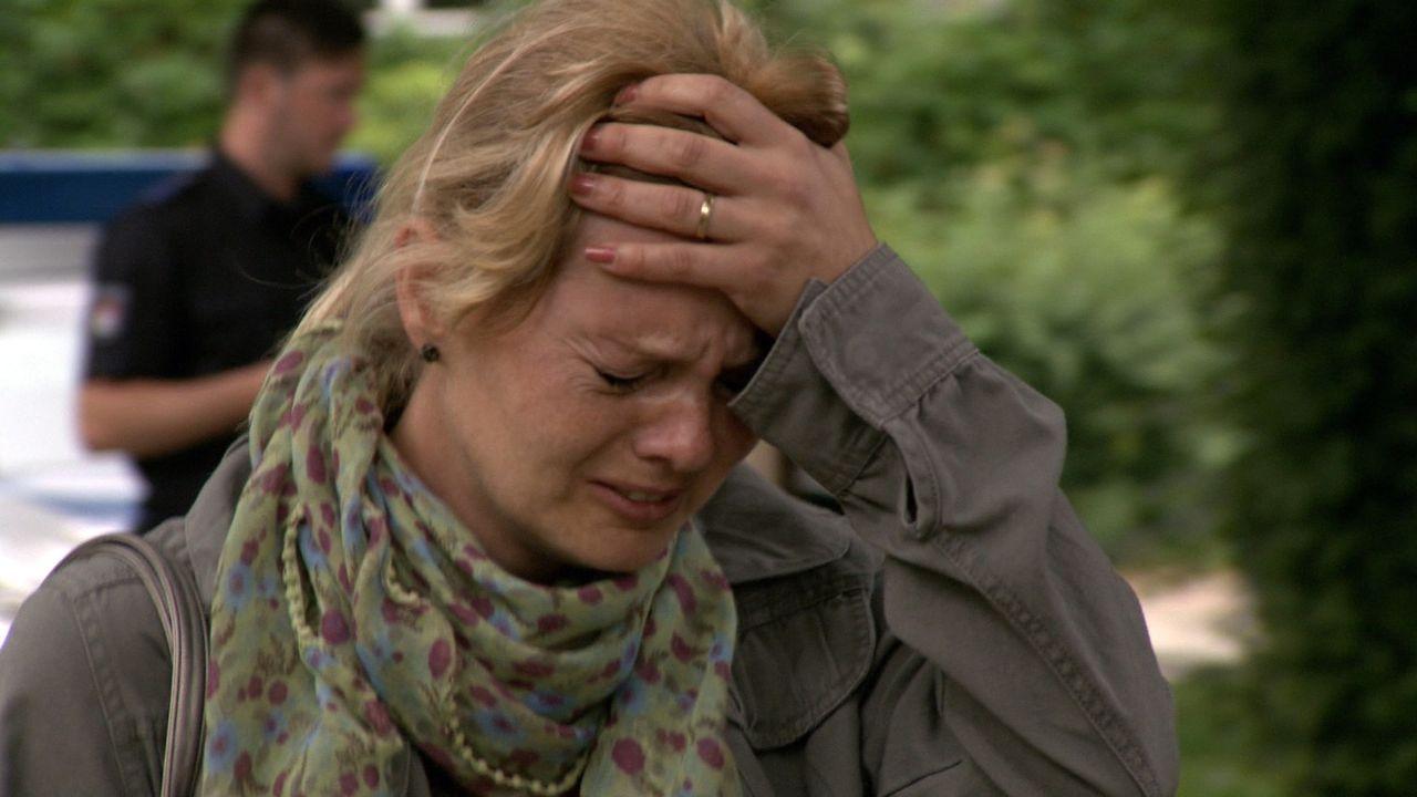Albtraum im Leben einer Mutter: Als die 31-jährige Johanna Krüger ihre fünfjährige Tochter Anna auf dem Spielplatz kurz aus den Augen verliert,... - Bildquelle: SAT.1