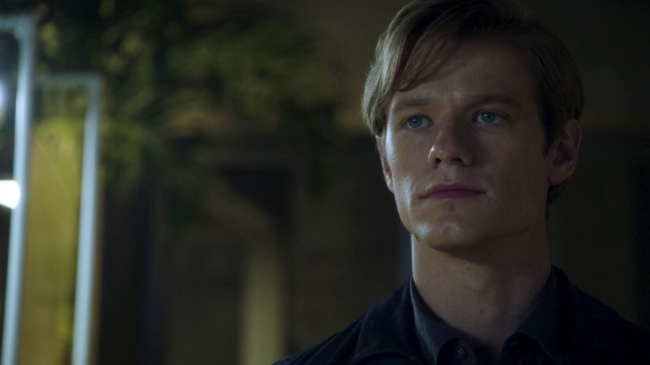 Angus MacGyver (Lucas Till) - Bildquelle: 2020 CBS Broadcasting, Inc. All Rights Reserved.