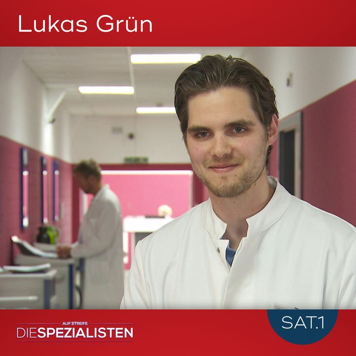 Lukas Grün - Bildquelle: SAT.1