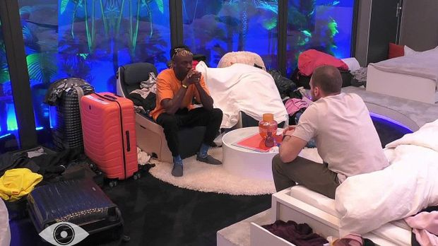 Big Brother - Big Brother - Folge 17: Vertrauensbruch - Kann Mac Philipp Verzeihen?