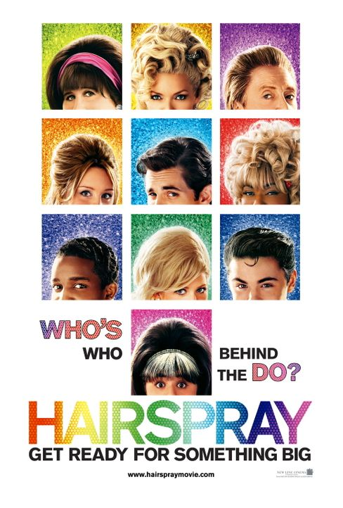 """Hairspray"" - Plakatmotiv - Bildquelle: Warner Brothers International Television Distribution Inc."