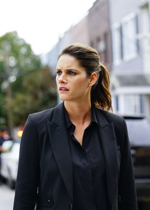 Maggie Bell (Missy Peregrym) - Bildquelle: Michele Crowe 2018 CBS Broadcasting, Inc. All Rights Reserved/Michele Crowe