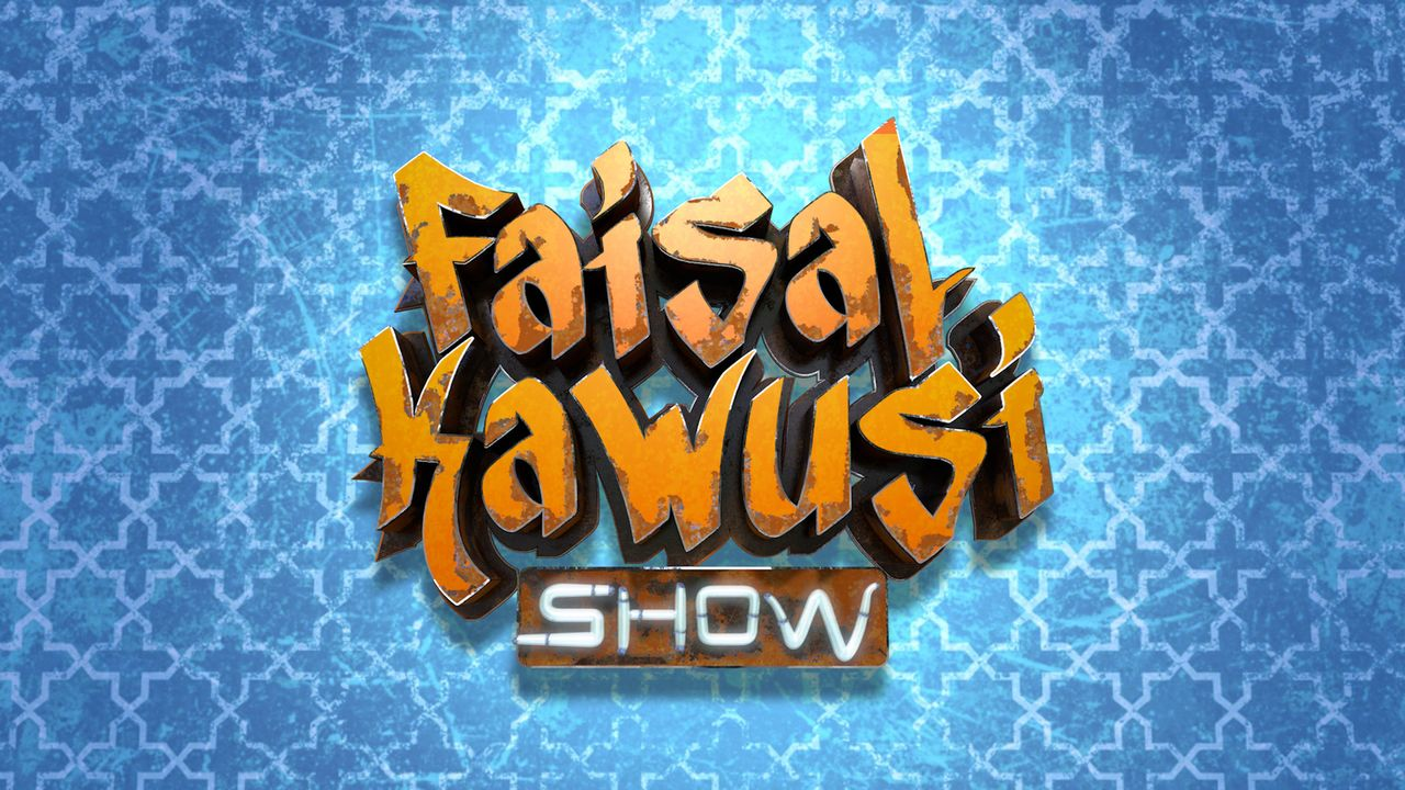 Die Faisal Kawusi Show - Logo - Bildquelle: ProSieben