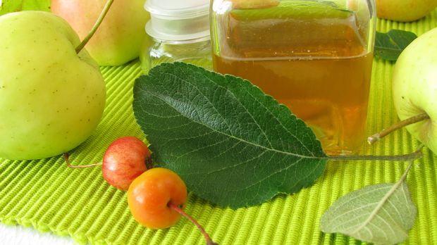 essig mit honig abnehmen