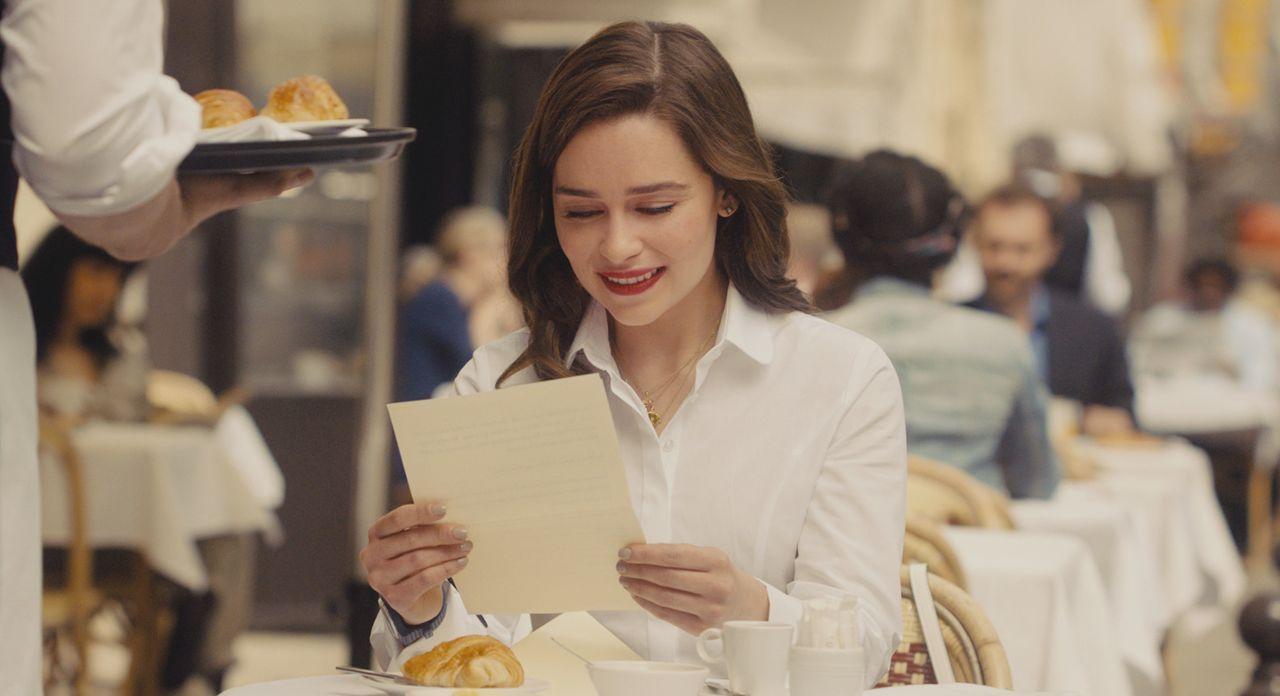 Lou Clark (Emilia Clarke) - Bildquelle: 2016 Metro-Goldwyn-Mayer Pictures Inc. and Warner Bros. Entertainment Inc.
