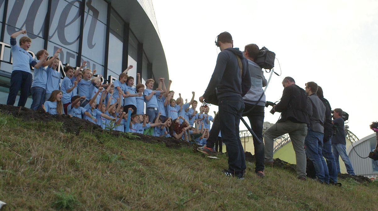 28_Oktober_Pressetermin mit den Kinderdarstellern