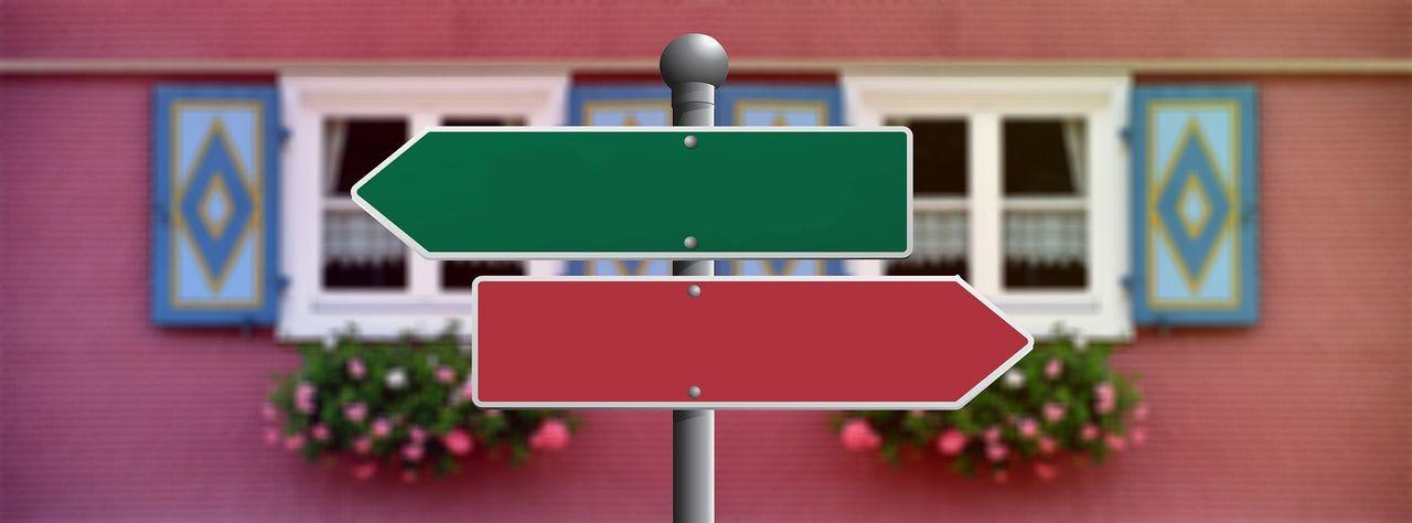 entscheidung- wassermann - Bildquelle: Pixabay