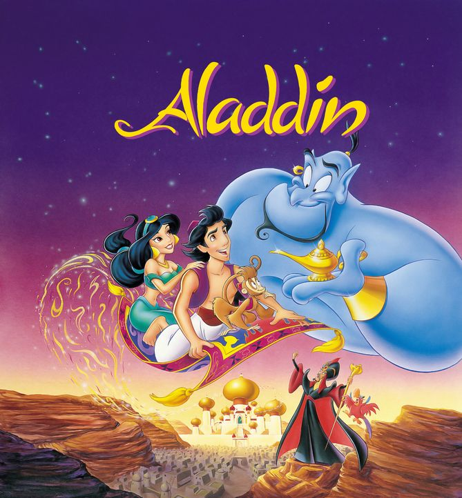 Aladdin - Artwork - Bildquelle: The Walt Disney Company