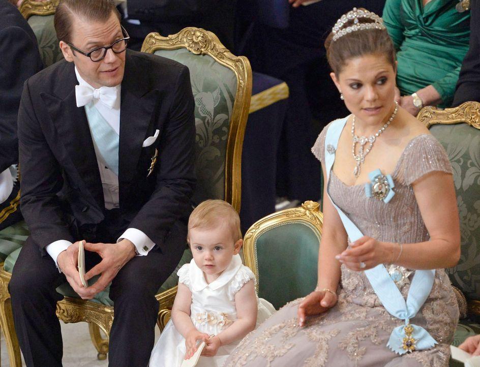 Die Heirat von Prinzessin Madeleine von Schweden und Chris O'Neill - Bildquelle: +++(c) dpa - Bildfunk+++ Verwendung nur in Deutschland