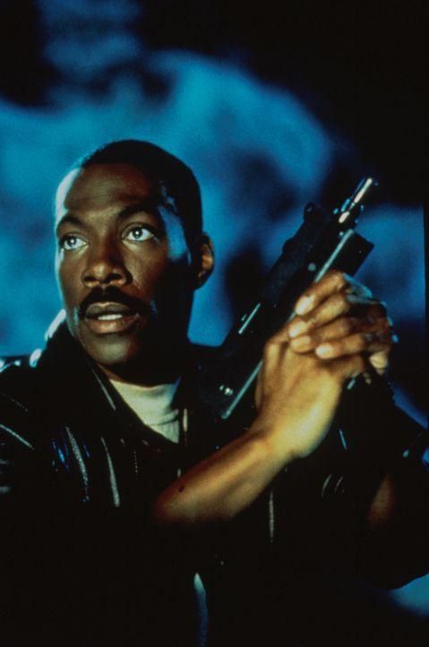 Auch wenn er gerne Spaß macht, im Moment ist mit Cop Axel Foley (Eddie Murphy) nicht zu spaßen ... - Bildquelle: Paramount Pictures