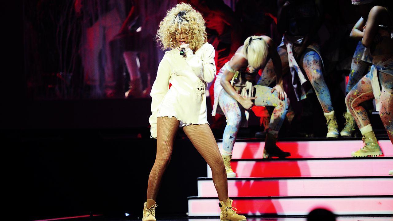 brit-awards-12-02-21-Rihanna-1-AFP - Bildquelle: AFP
