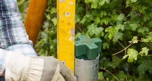 Gartengestaltung_2016_04_05_Holzzaun selber bauen_Bild 2_fotolia_Leonardo Franko
