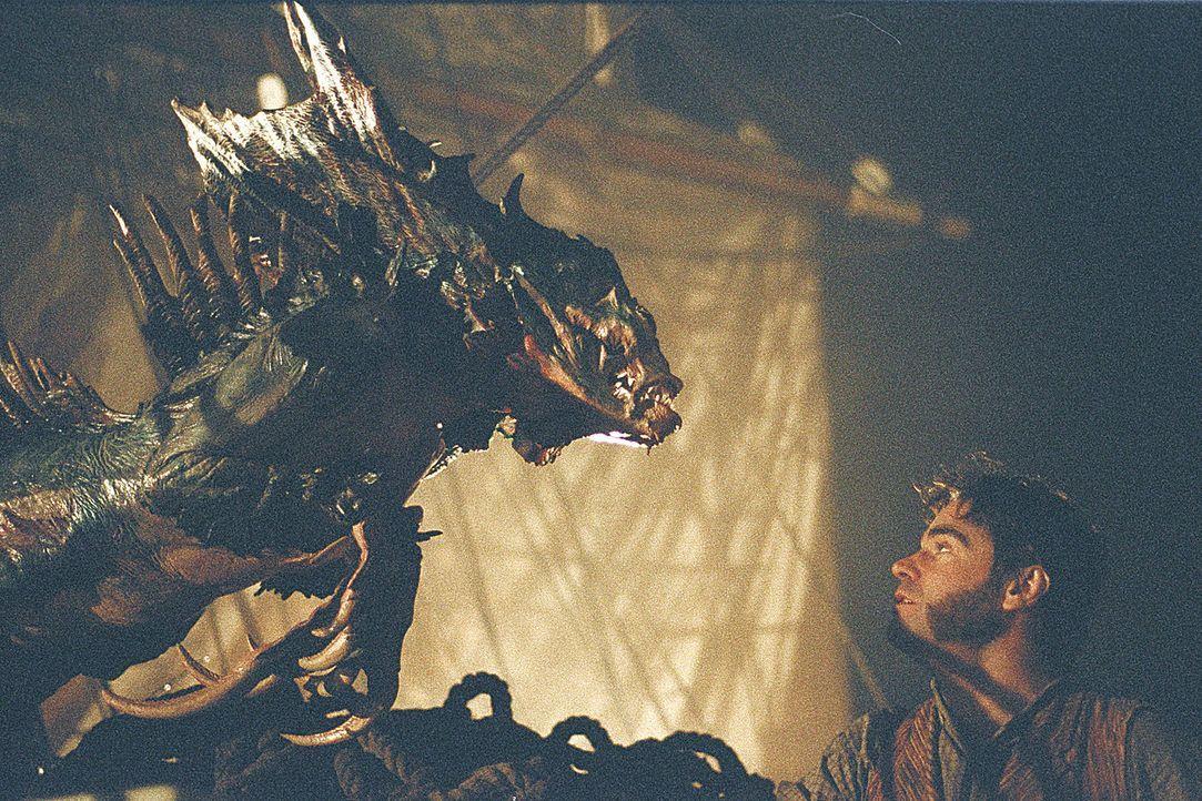 Der Rache ausgeliefert: Skelly (Fintan McKeown) ... - Bildquelle: 2004 Sony Pictures Television International. All Rights Reserved.