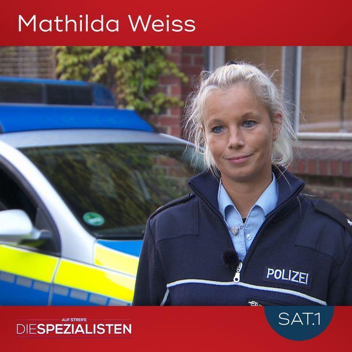 Mathilda Weiss - Bildquelle: SAT.1