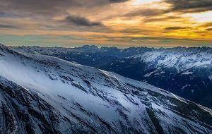 berge-schnee