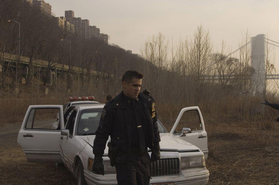Detective Jimmy Egan (Colin Farrell) stellt seine Familie vor einen schrecklichen Loyalitätskonflikt ... - Bildquelle: 2008   Warner Brothers