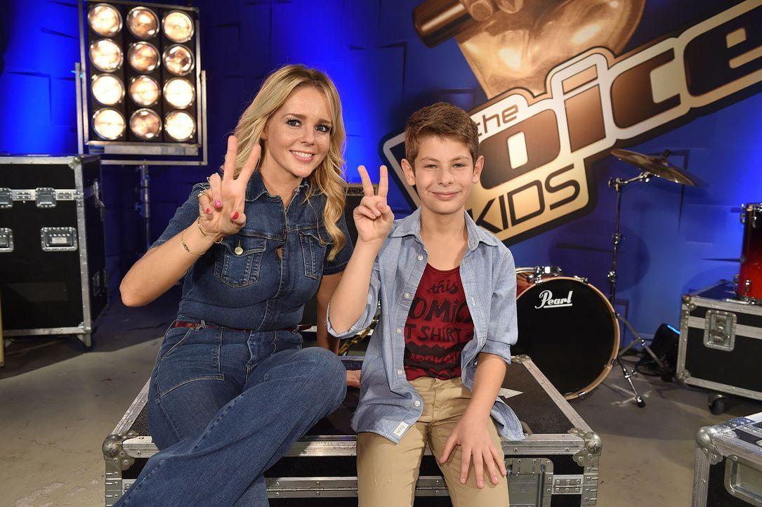 The-Voice-Kids-Ilan-06-SAT1-Andre-Kowalski - Bildquelle: SAT.1 / Andre Kowalski