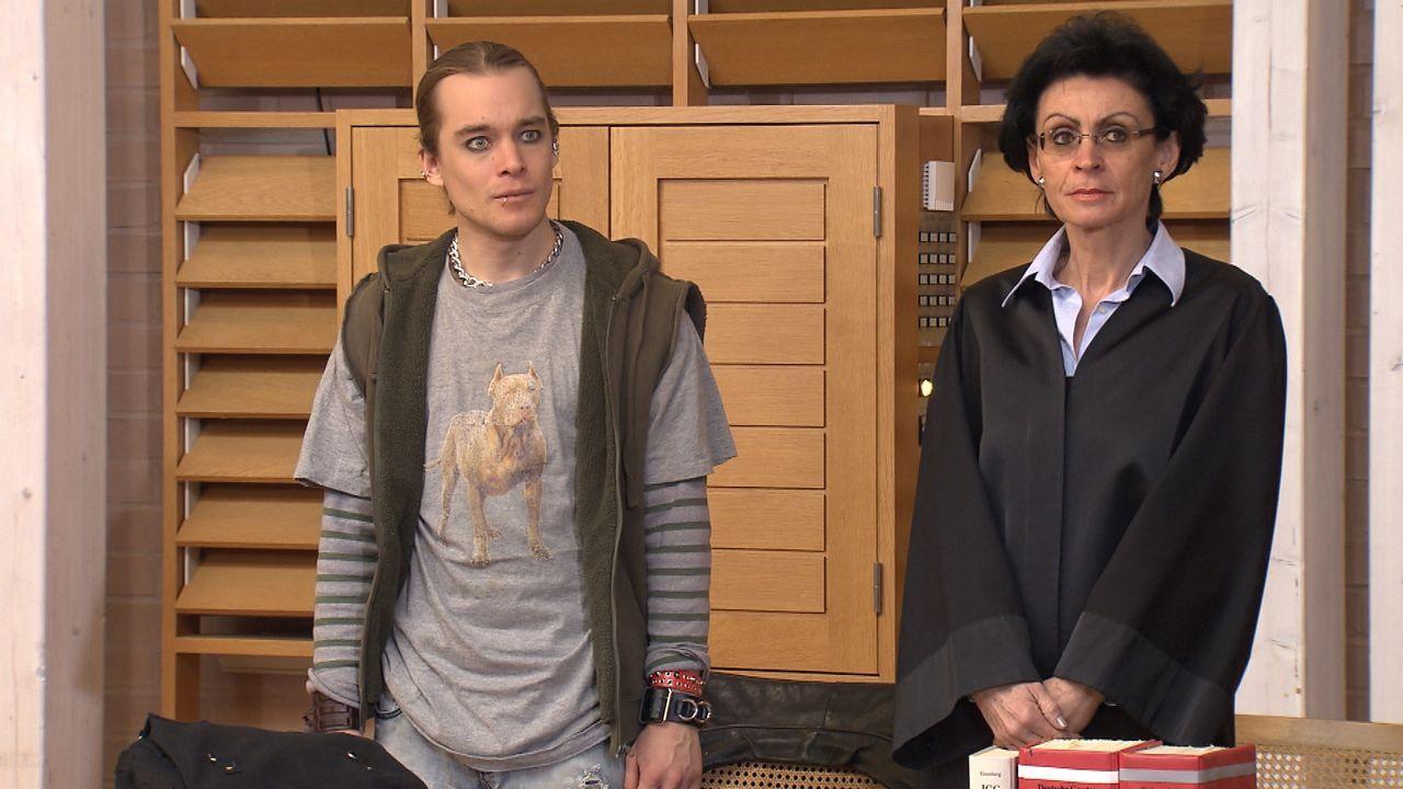 Zwei-ungleiche-Freunde--Bild2 - Bildquelle: SAT.1