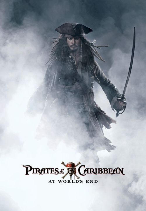 Pirates of the Caribbean - Am Ende der Welt - Plakatmotiv - Bildquelle: Disney Enterprises, Inc.  All rights reserved
