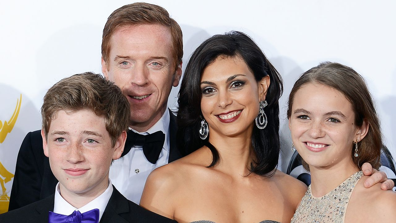 Jackson-Pace-Damian-Lewis-Morena-Baccarin-Morgan-Saylor-12-09-23-getty-AFP - Bildquelle: getty-AFP