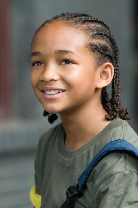 Als Dre Parker (Jaden Smith) mit seiner Mutter von Detroit nach Peking umziehen muss, ist für den Zwölfjährigen nichts mehr so, wie es mal war. G... - Bildquelle: 2010 CPT Holdings, Inc. All Rights Reserved.