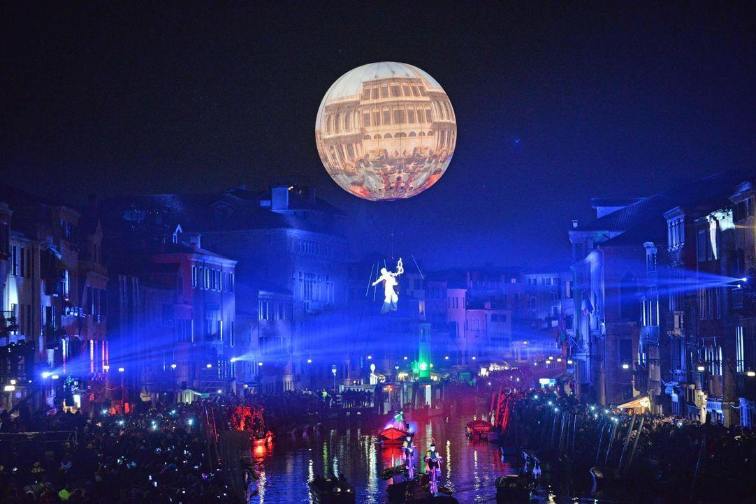 Karneval in Venedig: Die schönsten Bilder1 - Bildquelle: dpa