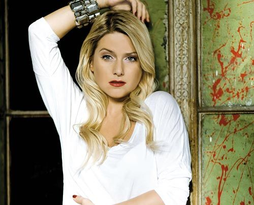 Bildergalerie Jeanette Biedermann   Frühstücksfernsehen   Ratgeber & Magazine - Bildquelle: Universal Music 2009