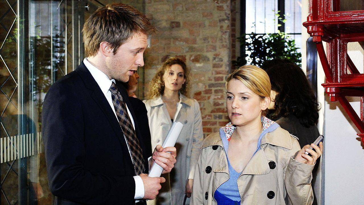 anna-und-die-liebe-Folge-184-02-SAT1-Oliver-Ziebe - Bildquelle: Sat.1/Oliver Ziebe