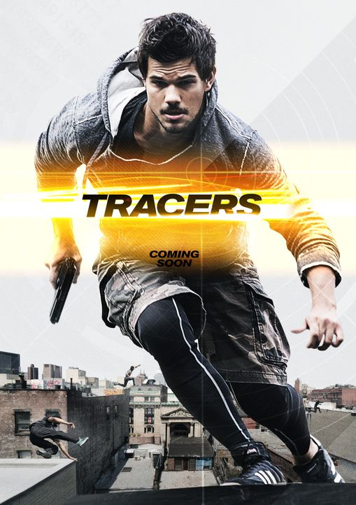 TRACERS - Artwork - Bildquelle: 2013 Melbarken Inc
