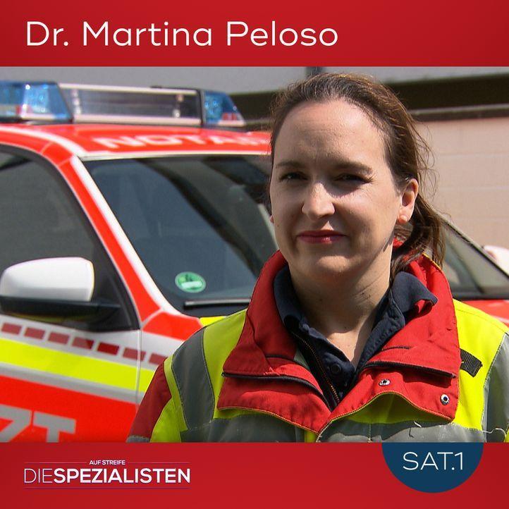 Martina Peloso - Bildquelle: SAT.1