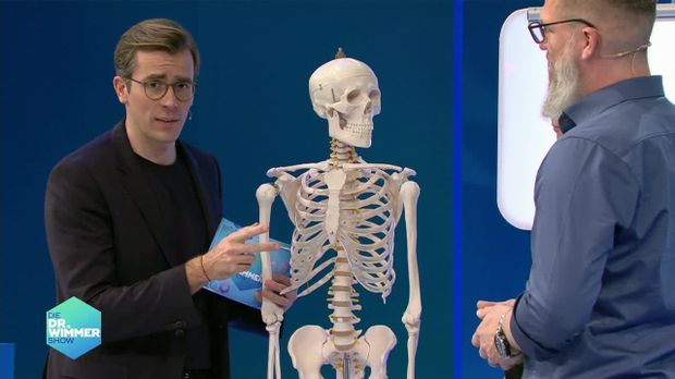 Die Dr. Wimmer Show - Die Dr. Wimmer Show - Problem Nummer 1 Der Deutschen: Rücken