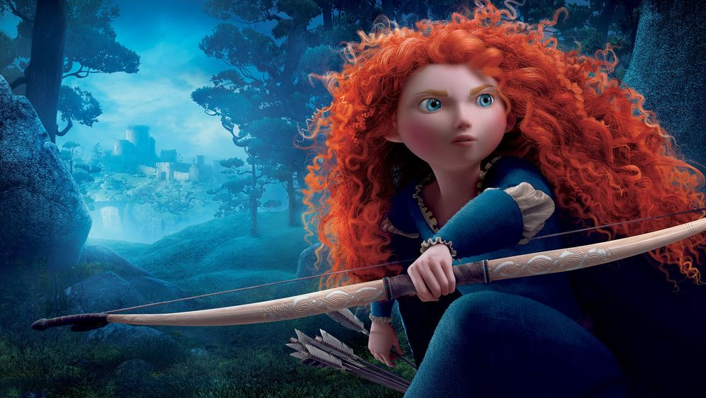 Merida - Legende der Highlands - Bildquelle: Disney/Pixar. All rights reserved