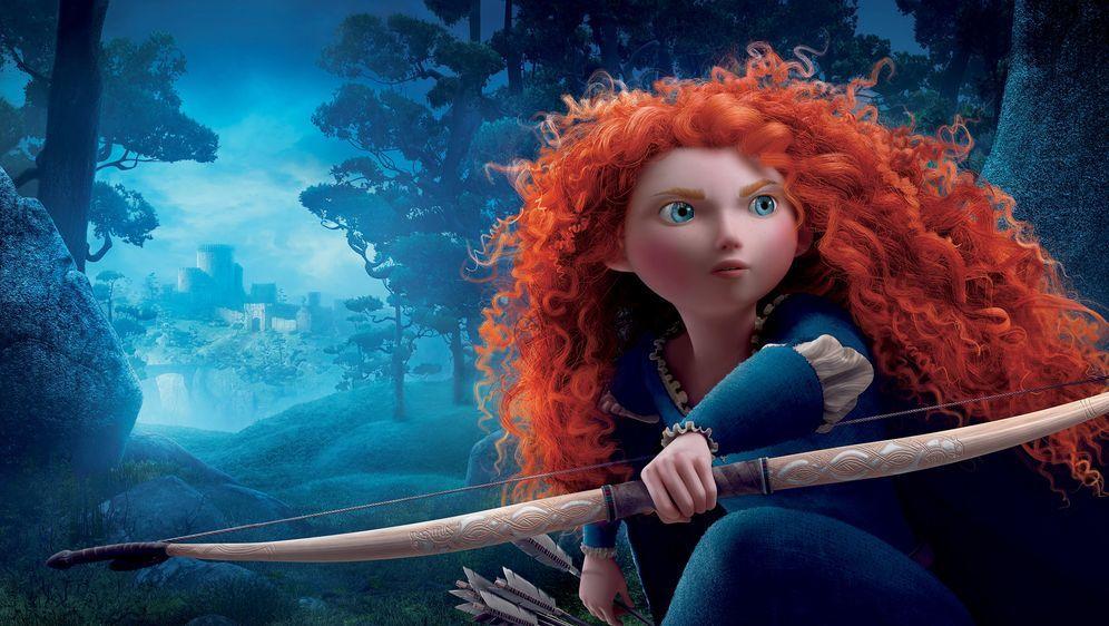 Merida - Legende der Highlands - Bildquelle: Disney/Pixar. All rights reserved