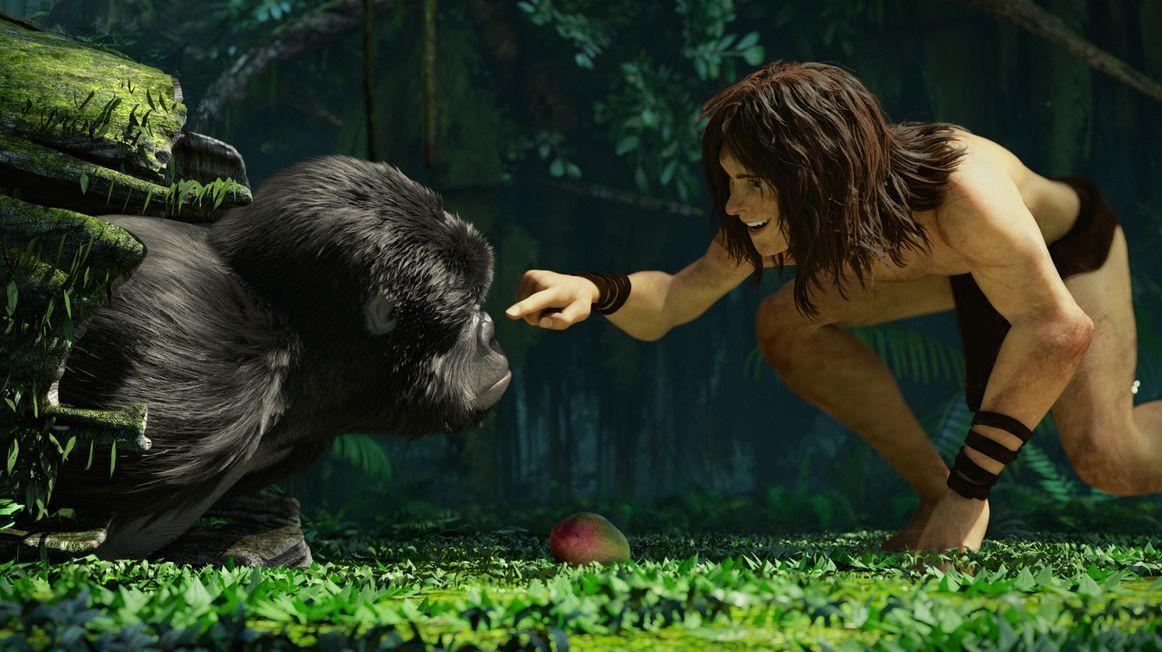 Tarzan - Bildquelle: Constantin Film