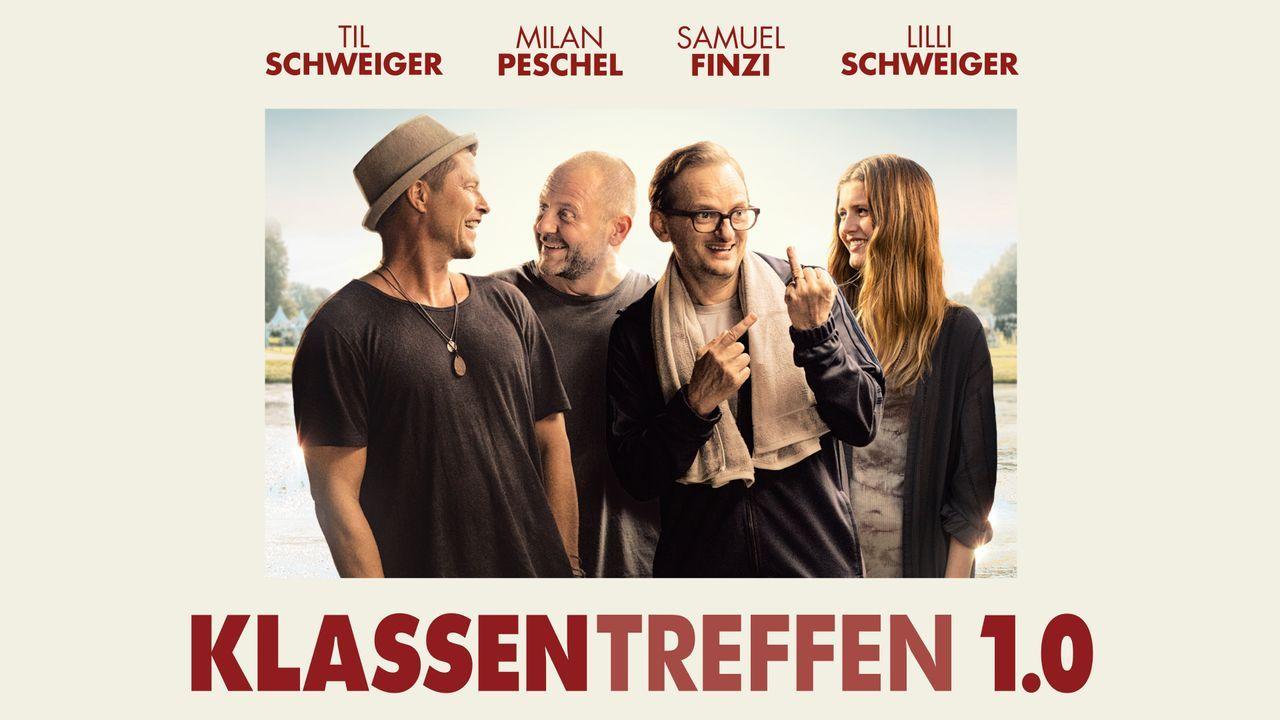 Klassentreffen 1.0 - Artwork - Bildquelle: 2018 Barefoot Films Gmbh / Nordisk Film A/S / Sevenpictures Gmbh / Warner Bros. Entertainment Gmbh