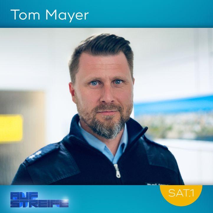 Tom Mayer - Bildquelle: SAT.1