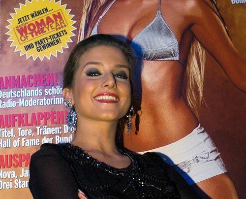 Bildergalerie Jeanette Biedermann   Frühstücksfernsehen   Ratgeber & Magazine - Bildquelle: dpa