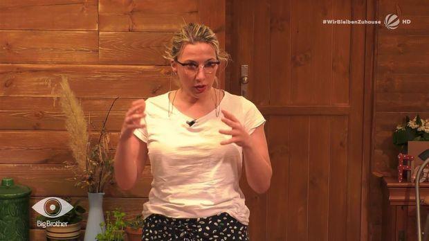 Big Brother - Big Brother - Folge 40: Romana Erblickt Die Dunkle Seite Der Macht