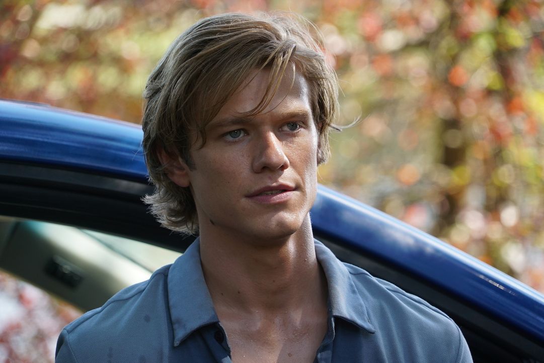 MacGyver (Lucas Till) - Bildquelle: Annette Brown 2018 CBS Broadcasting, Inc. All Rights Reserved