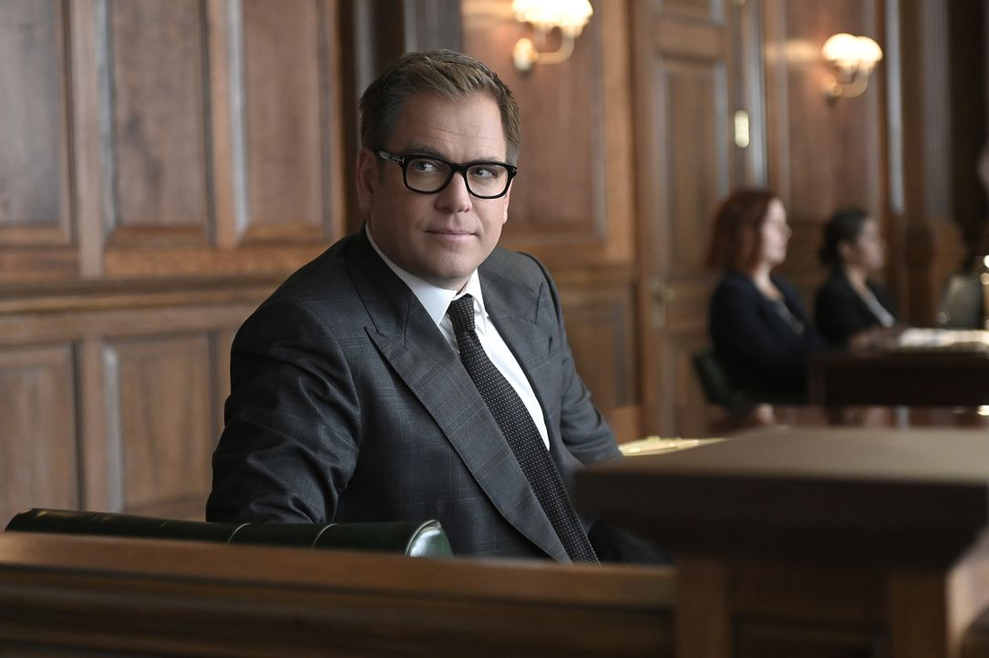 Dr. Jason Bull (Michael Weatherly) - Bildquelle: David M. Russell 2019 CBS Broadcasting, Inc. All Rights Reserved / David M. Russell