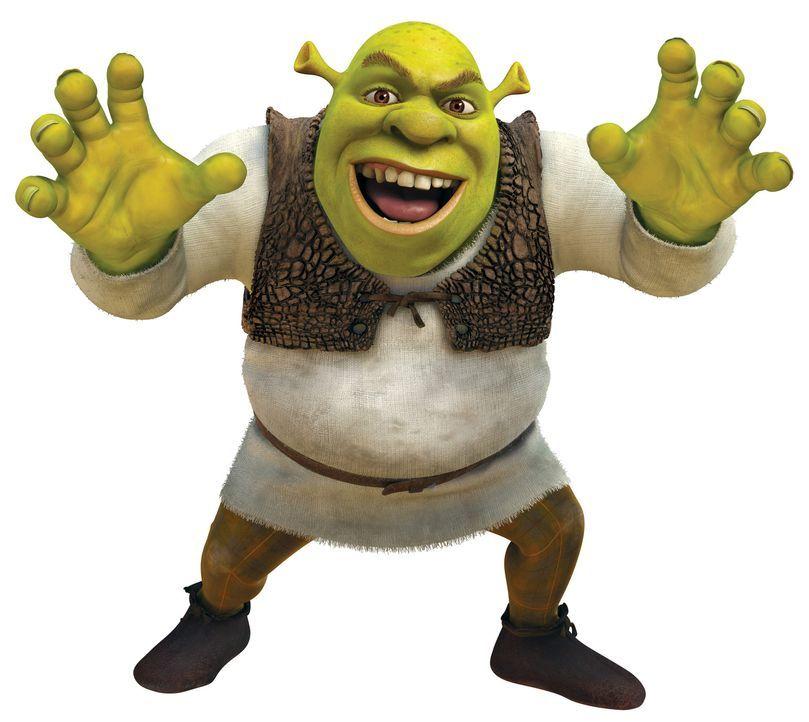 Shrek ist allseits beliebt und dabei würde er doch viel lieber die Dorfbewohner erschrecken, wie früher ... - Bildquelle: 2012 DreamWorks Animation LLC. All Rights Reserved.
