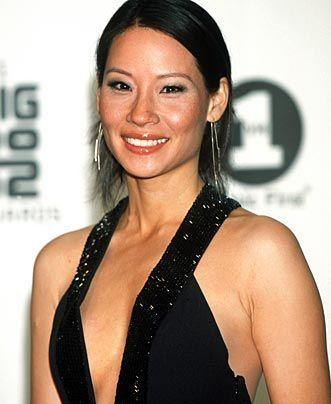 Exotin - Verlockende Bilder der Hollywood-Schönheit Lucy Liu - Bildquelle: dpa