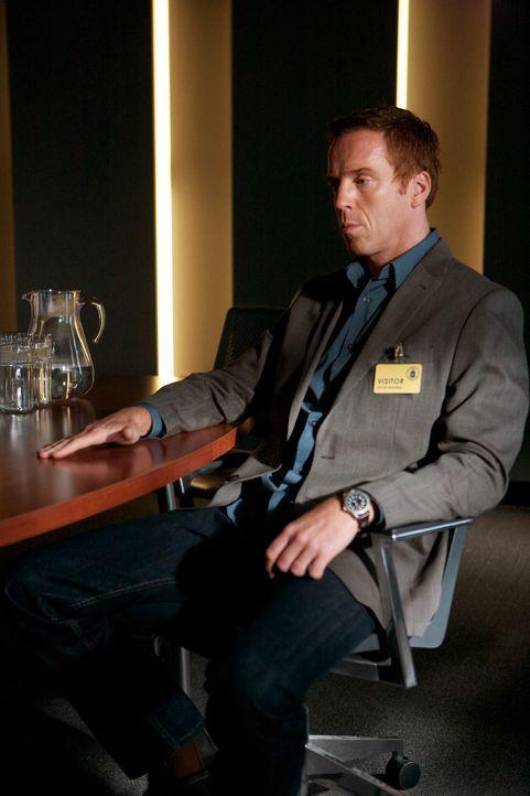 Die Tatsache, dass Tom lebt, bringt Brody (Damian Lewis) dazu, eine folgenschwere Entscheidung zu treffen ... - Bildquelle: 20th Century Fox International Television