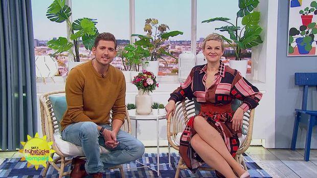 Frühstücksfernsehen - Frühstücksfernsehen - 13.11.2019: Friesennerz Im Herbst Und