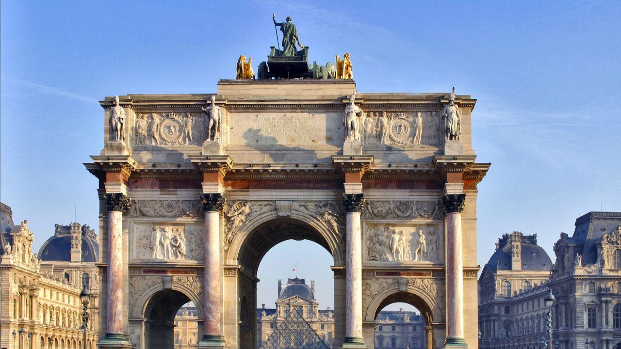 Le-Louvre-09-08-18-dpa - Bildquelle: dpa