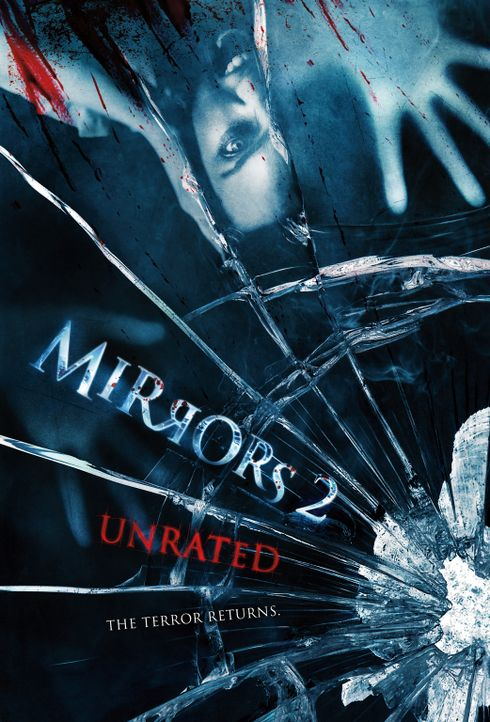 MIRRORS 2 - Plakatmotiv - Bildquelle: 20th Century Fox