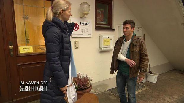 Im Namen Der Gerechtigkeit - Im Namen Der Gerechtigkeit - Staffel 2 Episode 177: Asyl In Der Tierklinik