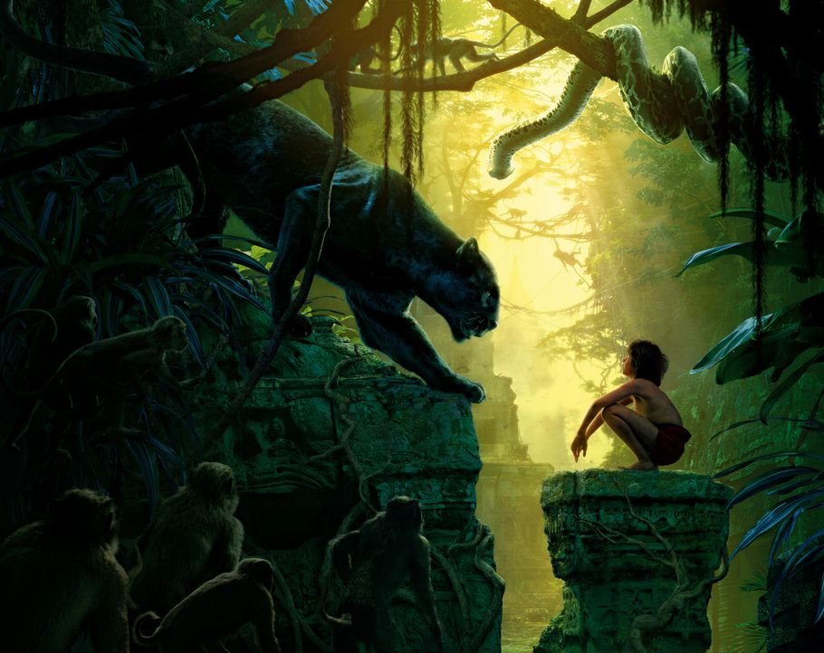 The Jungle Book - Artwork - Bildquelle: Disney Enterprises, Inc. All Rights Reserved.